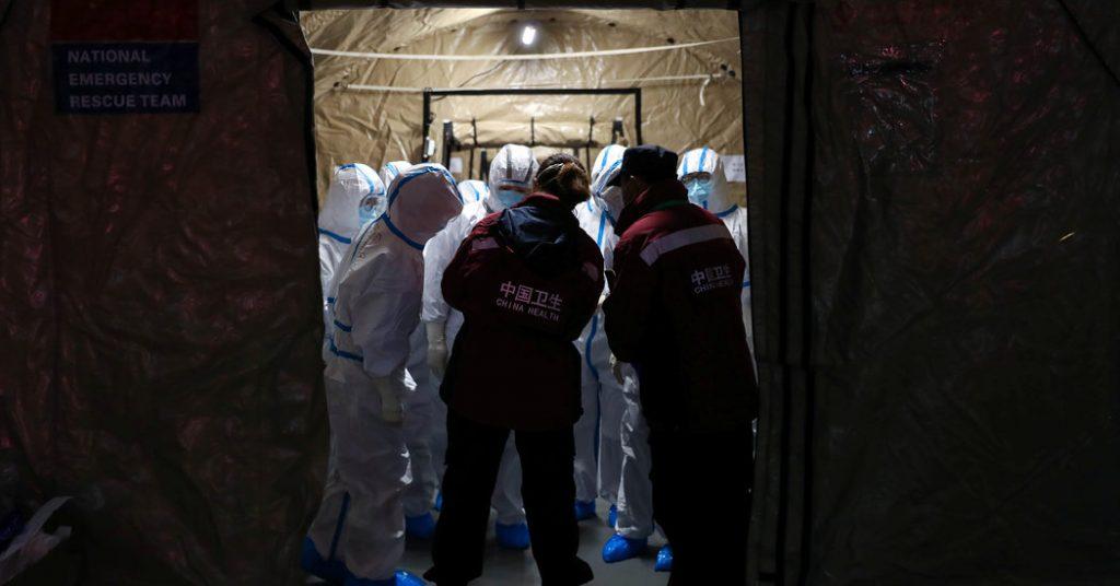 Coronavirus Live Updates: An American Dies of the Virus in Wuhan, China