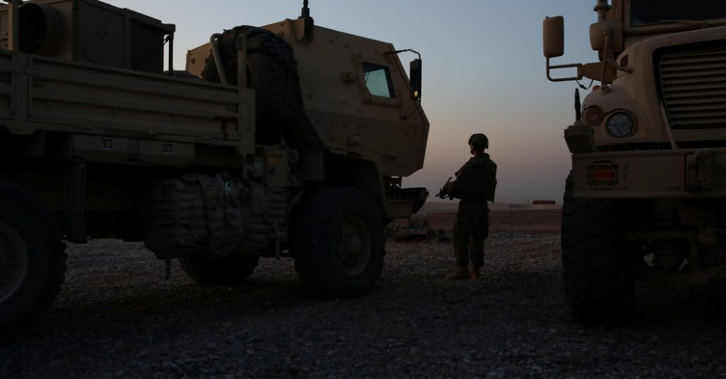 Two Americans Killed Fighting ISIS in Iraq