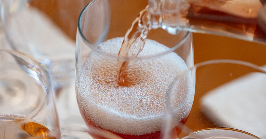 Rosé Champagne Brings the Holiday Joy