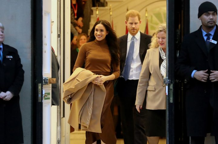Prince Harry and Meghan to 'Step Back' From Royal Duties in Extraordinary Retreat
