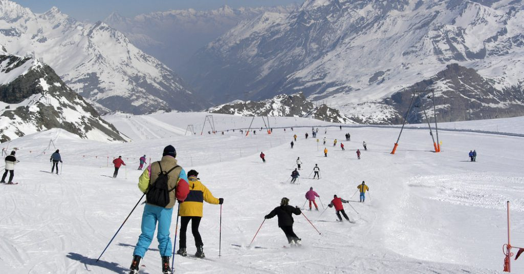 How to Ski European Pistes for Less