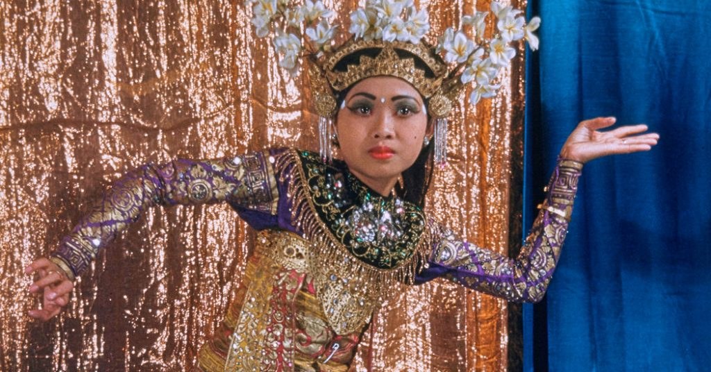 Overlooked No More: Ni Gusti Ayu Raka Rasmi, Balinese Dancer