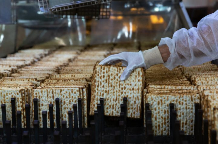 The Passover Rules Bend, if Just for One Pandemic
