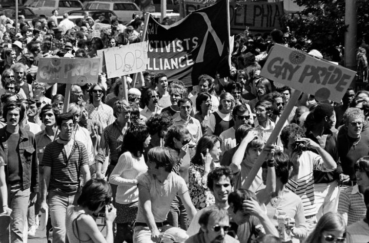 How the Pride March Made History
