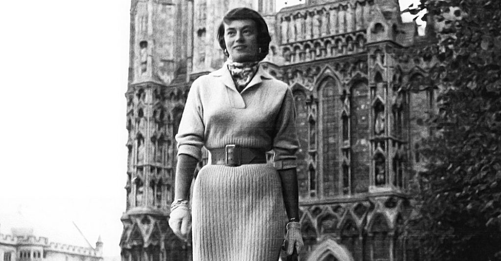 Edith Raymond Locke, Mademoiselle Editor in the 1970s, Dies at 99