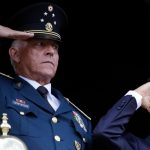 Salvador Cienfuegos, Mexico's Ex-Defense Minister, Is Arrested in L.A.