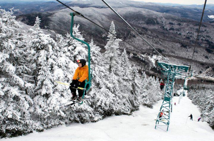 Vermont's Ski Season, on the Brink