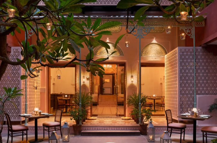 A Hotel That Pays Tribute to Rajasthani Arts and Crafts