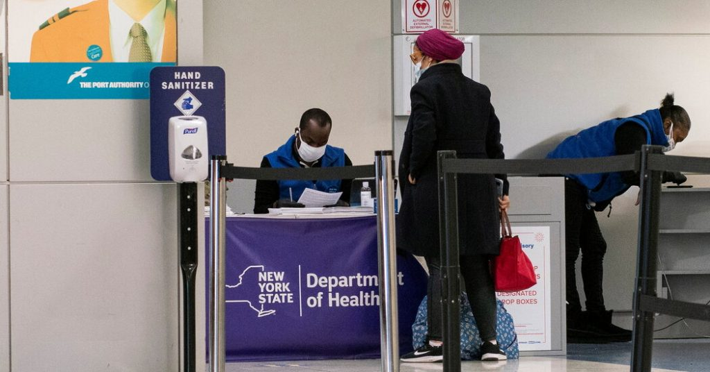 U.S. to Require Negative Covid-19 Test for All Travelers From U.K.