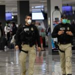 At Washington Airports and Hotels: Anxiety and Tightened Security