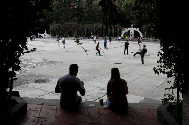 Fleeing lockdown, Americans are flock to Mexico City - where the coronavirus is surging