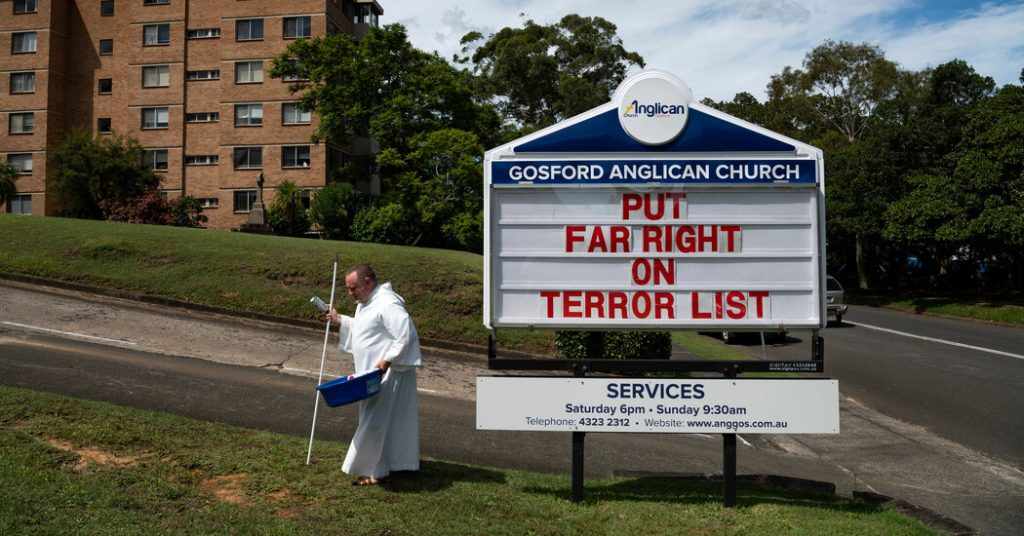 Australia's 'Rebel Reverend' Goes Viral With Barbed Liberal Messages