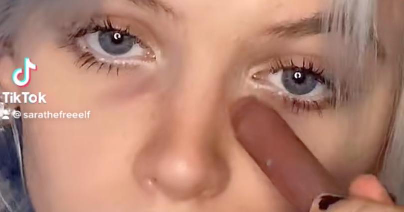 The Under-Eye Trend of TikTok