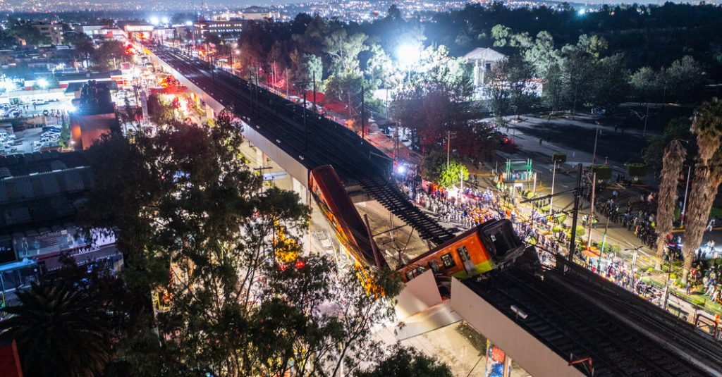 What We Know About the Mexico City Train Crash