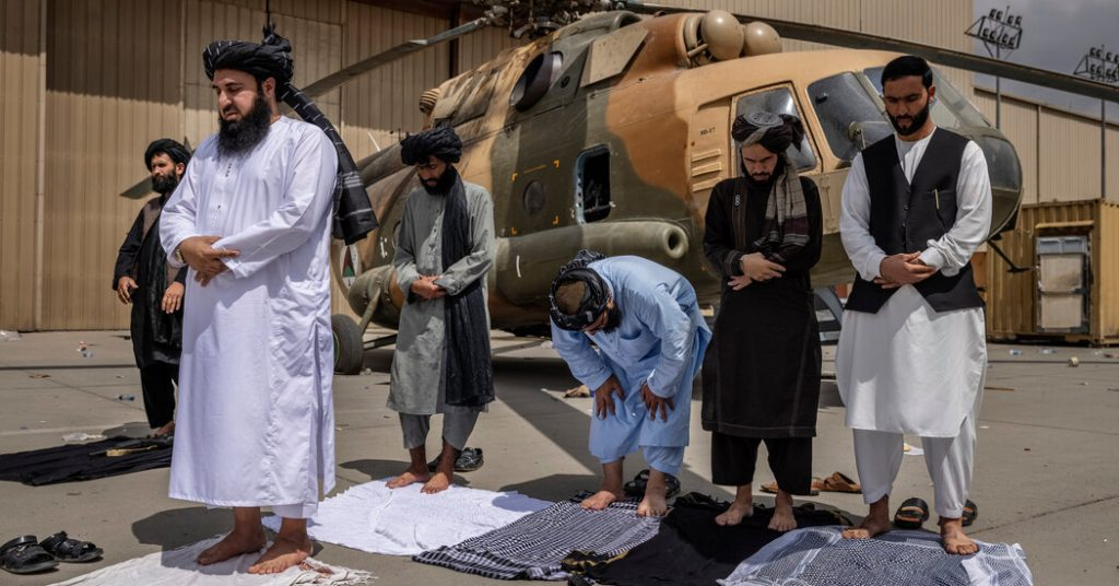 Afghanistan and Taliban News: Live Updates
