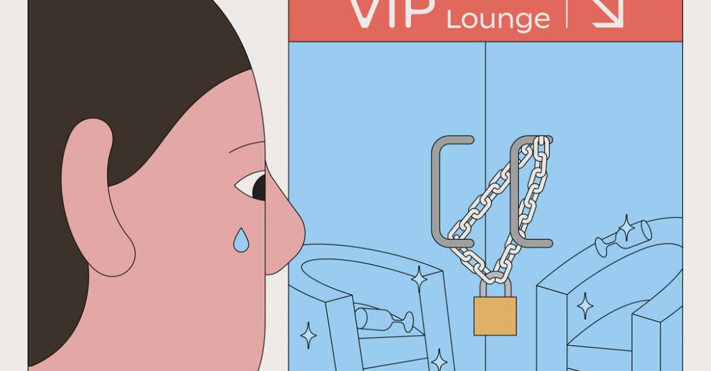 Airport Lounges: 7 Questions About Getting Back to Business