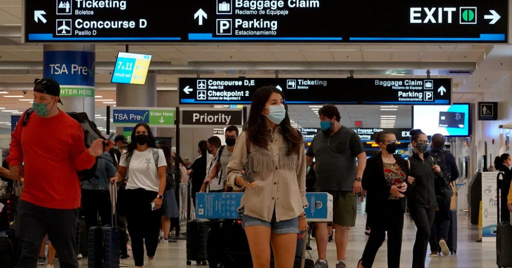 Biden Doubled Mask Fines for Travelers. What Does it Mean for Passengers?